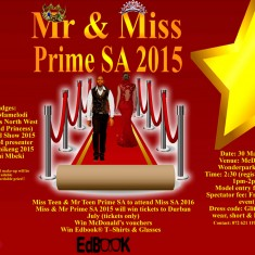 Mr & Miss Prime South Africa 2015