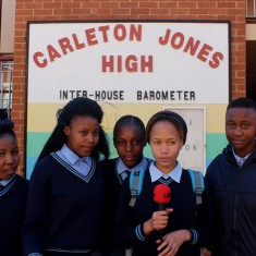 CARLETON JONES HIGH