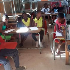 Edbook TV & RS Maluleke Primary School Innovation Project